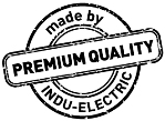 premium quality made by INDU-ELECTRIC