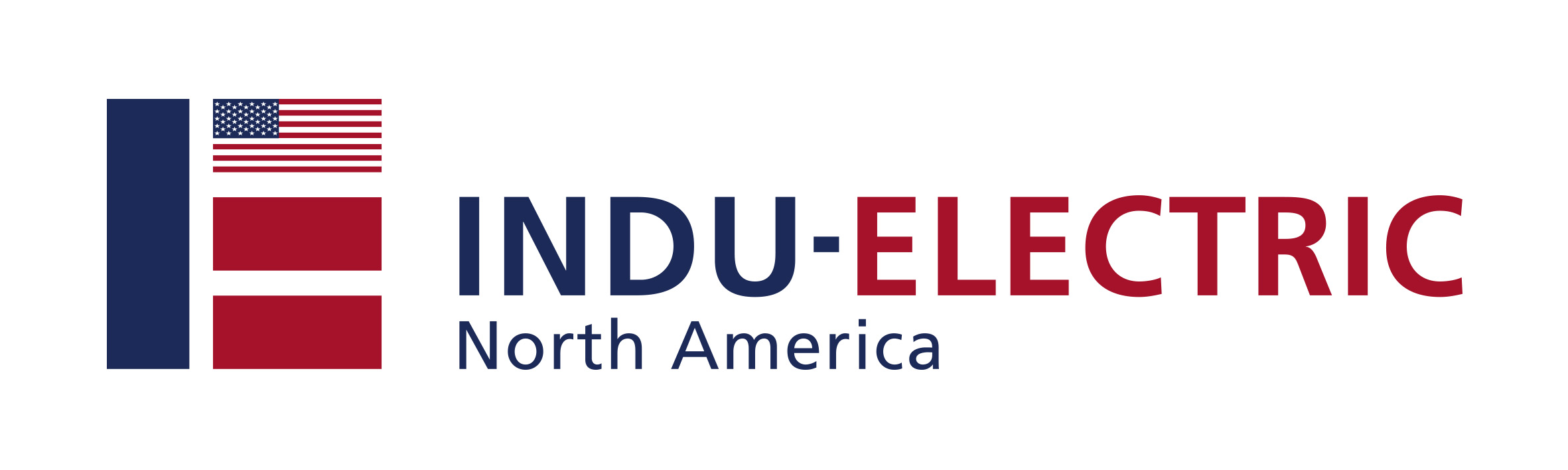 You can see the logo of INDU-ELECTRIC Noth America.